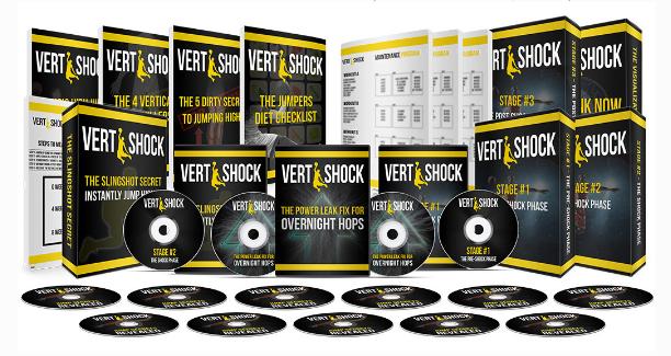 vert shock package details