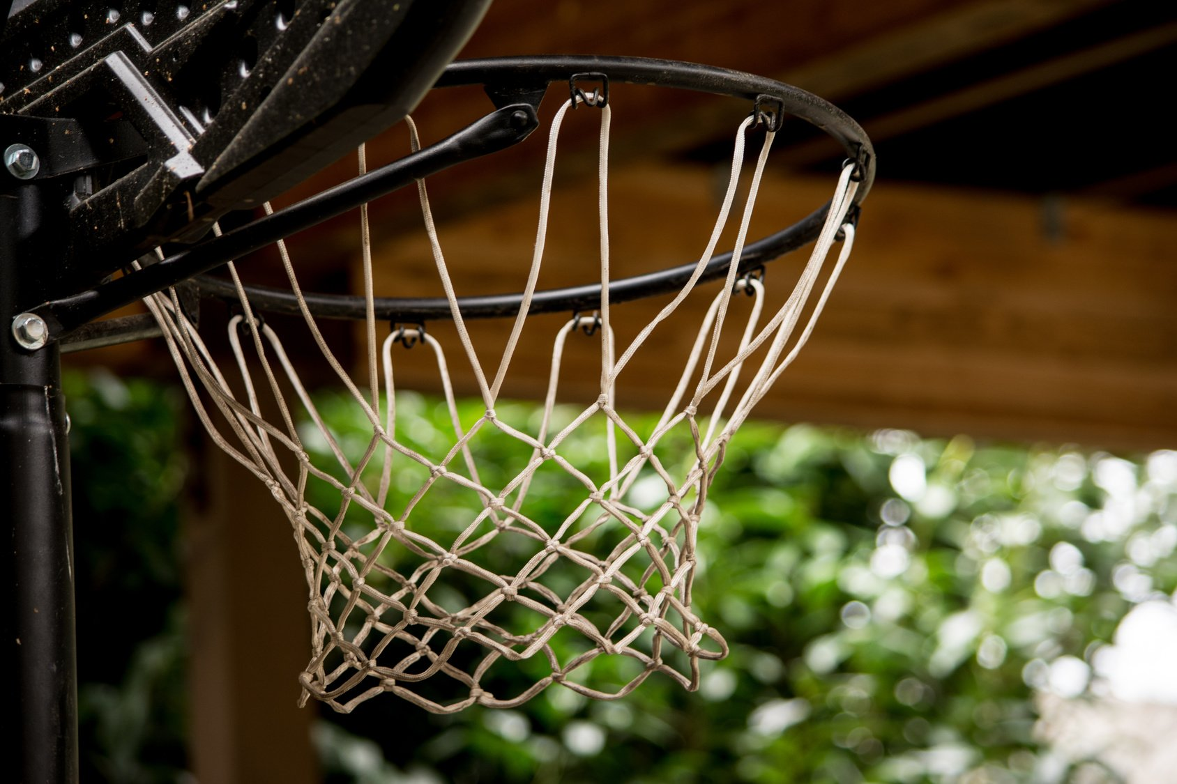 Basketball Hoop rim's net