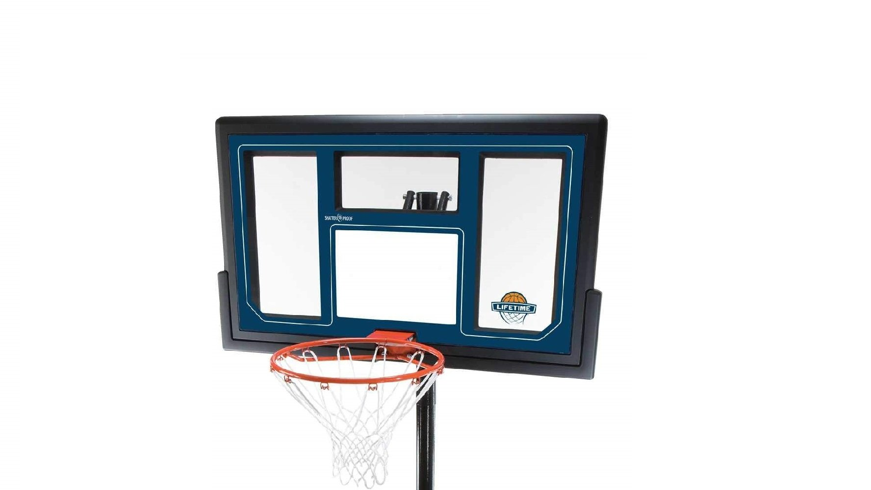 Lifetime 1529 Courtside Height Adjustable Portable Basketball System Review
