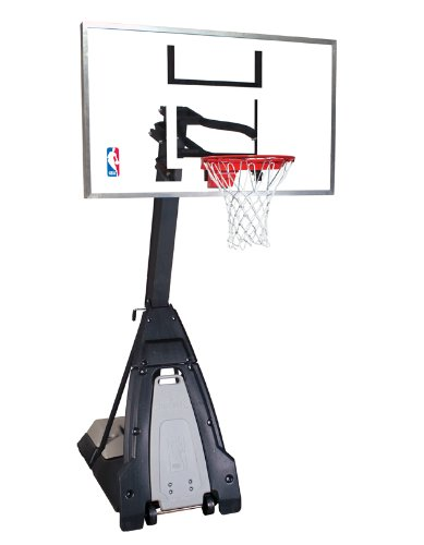 Spalding NBA The Beast Portable Basketball System