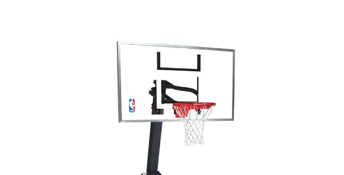 Spalding nba the beast portable system review