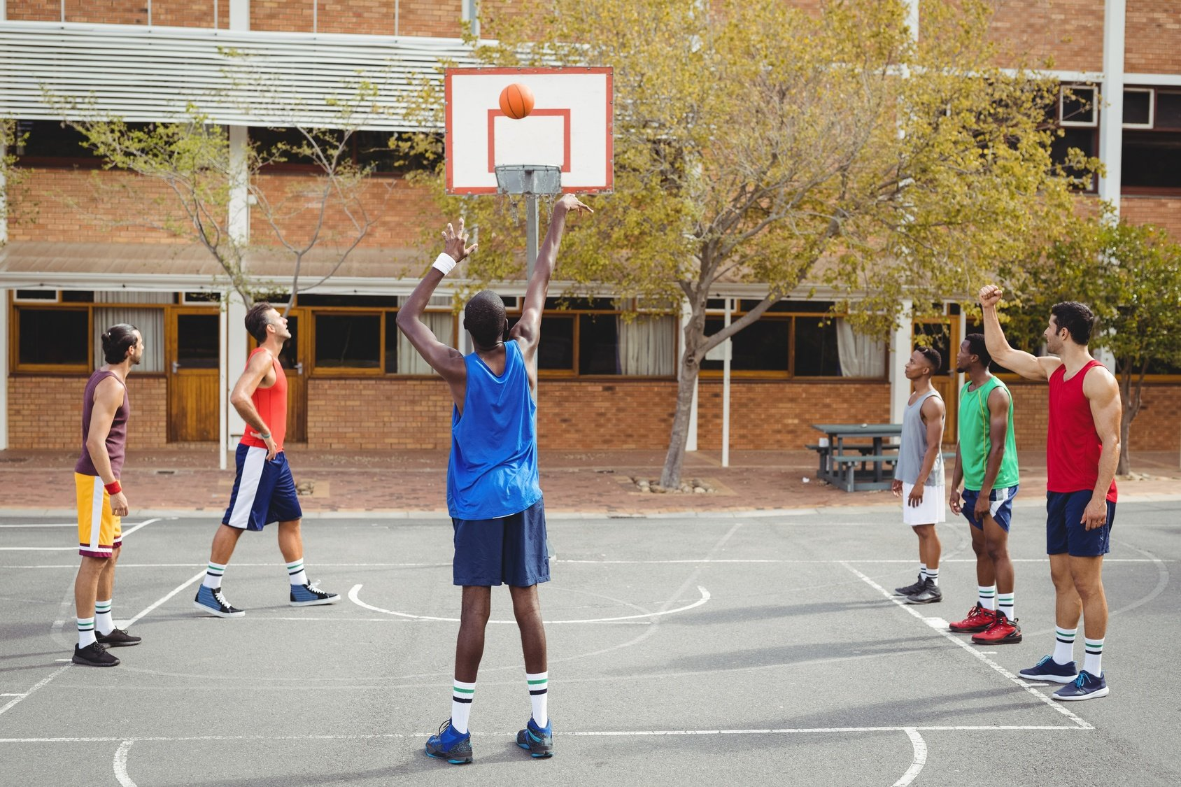 Best Basketball Shooting Drills - Make Training More Fun