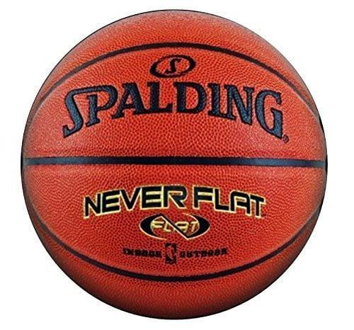 Never flat